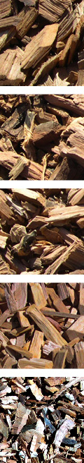 Lazzari Wood Chips For Smoke Cooking Also Lump Charcoal