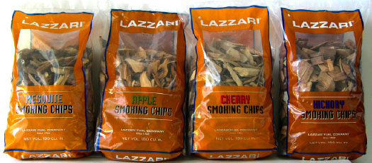 Lazzari Wood Chips For Smoking Also Lump Charcoal
